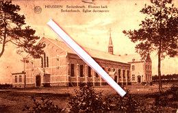 HEUSDEN - Berkenbosch, Klooster Kerk - Eglise Du Couvent - Heusden-Zolder