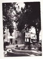 SAINT-MARTIN-DE-LONDRES La Fontaine Et La Tour - France