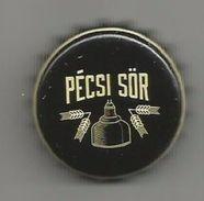 PECSI SOR  Beer Cap From Hungary - Birra