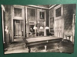 Cartolina Sala Da Bigliardo - Alessandria - 1950 Ca. - Cartoline