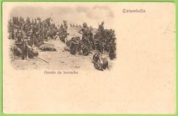 Angola - Catumbela - Gentio Da Borracha - Guerreiros - Etnhique - Ethnic - Nu - Nude - Afrique