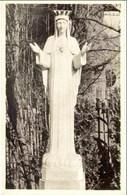 BEAURAING - La Statue De Marbre Sous L'Aubépine - Beauraing