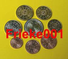 Portugal - 1 Cent Tot 2 Euro Unc 2009. - Portugal