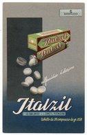 MEDICINE - ADVERTISING / PUBLICITE' ITALZIL - ITALFARMACO - Salute