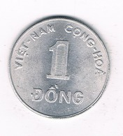 1 DONG 1971  VIETNAM /1062/ - Viêt-Nam