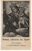 Santino Antico Madonna Liberatrice Dai Flagelli Da Boscoreale - Napoli - Religion & Esotérisme