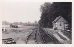 HANNINGTON RAILWAY STATION. NR. HIGHWORTH - Altri