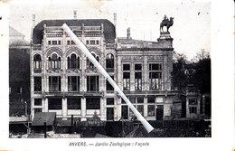 ANVERS - Jardin Zoologique: Façade - Malle