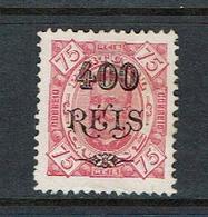 PORTUGESE GUINEA...1902 - Portuguese Guinea