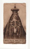 Santino Antico Madonna Addolorata Da Napoli - Religione & Esoterismo