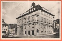 GERMANIA - GERMANY - Deutschland - ALLEMAGNE - BUNDESPOST - 1951 - 15F Marianne De Gandon + Special Cance Poste Aux Armé - Schramberg