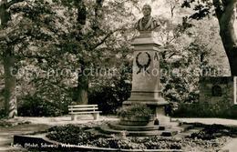 43490183 Eutin Weber Denkmal Eutin - Eutin
