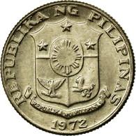Monnaie, Philippines, 10 Sentimos, 1972, SUP, Copper-nickel, KM:198 - Philippines
