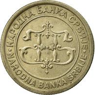 Monnaie, Serbie, 5 Dinara, 2003, TTB, Copper-Nickel-Zinc, KM:36 - Servië