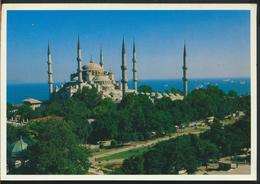 °°° GF600 - TURKEY - ISTANBUL - BLUE MOSQUE - 1994 With Stamps °°° - Turchia