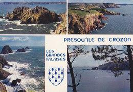 29 Presqu'Ile De Crozon Divers Aspects (2 Scans) - Crozon