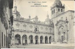 Cpa Hernani, Ayuntamiento é Iglesia - Autres