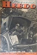 WWII- LIBÉRATION- Revue MAGAZINE HEBDO 22 (1/4/1945) PARIS-ROUBAIX- LIBÉRATION PRISONNIERS De GUERRE- ROUTE DE LEDO - 1900 - 1949