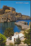 °°° GF602 - GREECE - RHODES LINDOS - 2009 With Stamps °°° - Grecia
