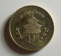 Nepal 5 Rupee 1996 - Népal