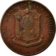 Monnaie, Philippines, Centavo, 1960, TB, Bronze, KM:186 - Philippines