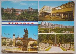JIHLAVA - Ceskoslovensko - Czech Republik    Vg - Repubblica Ceca