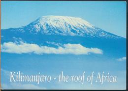 °°° GF606 - TANZANIA - KILIMANJARO THE ROOF OF AFRICA - 2005 With Stamps °°° - Tanzania