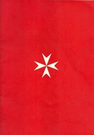 """2562 """" SOVRANO MILITARE ORDINE DI MALTA-DELEGAZIONE DI TORINO-BREVE STORIA DEL S.M.O.M.-28 PAGINE + COPERTINE"""" ORIGINALE - Sonstige"""