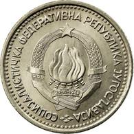 Monnaie, Yougoslavie, Dinar, 1965, SUP, Copper-nickel, KM:47 - Yougoslavie