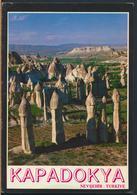 °°° GF609 - TURKEY - KAPADOKYA NEVSEHIR - 1993 With Stamps °°° - Turchia