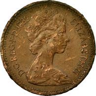 Monnaie, Grande-Bretagne, Elizabeth II, Penny, 1982, TB+, Bronze, KM:927 - 1971-… : Monnaies Décimales