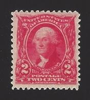 US #301 1902-03 Carmine Wmk 191 Perf 12 MNH F-VF SCV 37.50 - Unused Stamps