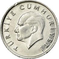 Monnaie, Turquie, 5 Lira, 1986, SUP, Aluminium, KM:963 - Turquie