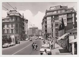 1297/ ROMA Via Boccea.- Voitures Cars Macchine Coches Autos. Viaggiata A Pisa Nel 1969. Circulée En 1969. - Lugares Y Plazas