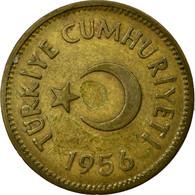 Monnaie, Turquie, 25 Kurus, 1956, TB, Laiton, KM:886 - Turquie