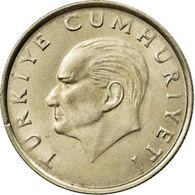 Monnaie, Turquie, 50 Lira, 1987, SUP, Copper-Nickel-Zinc, KM:966 - Turquie