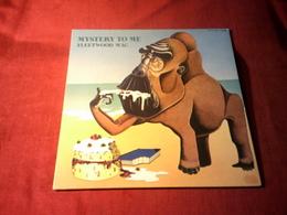 FLEETWOOD  MAC  ° MYSTERY  TO ME  Pressage FRANCE 1973 - Vinyles