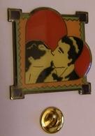 MARIAGE JUIF BAISER KIPPA Pin Pin's Pins - Otros