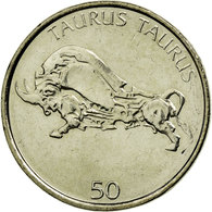 Monnaie, Slovénie, 50 Tolarjev, 2005, Kremnica, TTB, Copper-nickel, KM:52 - Slovénie