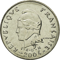 Monnaie, French Polynesia, 10 Francs, 2004, Paris, TTB, Nickel, KM:8 - Frans-Polynesië