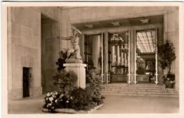 31som 448 PARIS - EXPOSITION INTERNATIONALE 1937 - DAS DEITSCHE HAUS - Mostre