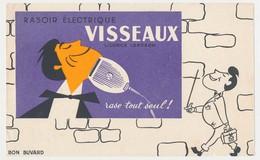Buvard 21 X 12.9 VISSEAUX Le Rasoir électrique Licence Lordson - Electricité & Gaz