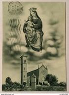 S. Egidio Ferrara - Santuario Della B. V. Del Poggetto  Viaggiata Fg - Ferrara