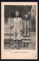 CENTRAFRIQUE - BANGUI - Genre Mondaine - Cliché Almeida - Centrafricaine (République)