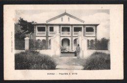 CENTRAFRIQUE - BANGUI - Propriété A. OTTO - Cliché Georges F. Aurat - Centrafricaine (République)