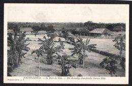 CENTRAFRIQUE - HAUTE SANGA - Le Poste De Nola - Centrafricaine (République)