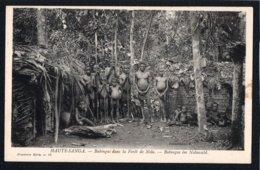 REPUBLIQUE CENTRAFRICAINE - HAUTE SANGA - Babingas Dans La Forêt De Nola - Centrafricaine (République)