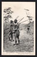 REPUBLIQUE CENTRAFRICAINE - HAUTE SANGA - N4Goundis à L'Affût D'une Panthère - Centrafricaine (République)