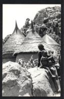 CAMEROUN - Carte Photo - Femme Et Son Bébé - Seins Nus - Cameroon