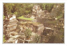TIKAL - L'ancienne Métropole Maya - Guatemala
